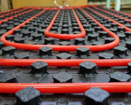 Zelfbouwpakketten Vloerverwarming