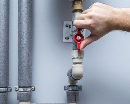 Zelfbouwpakketten Sanitaire leidingen
